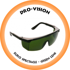 DRO-VISION Euro Spectacle Green lens - DV-026GR (Box of 12)