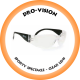 DRO-VISION Sporty Spectacle Clear lens - DV-12C (Box of 12)