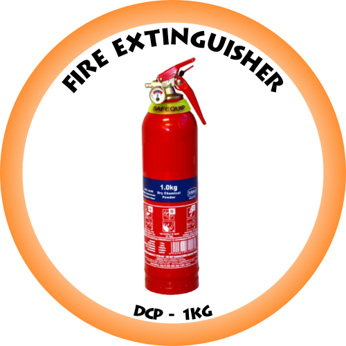 Fire Extinguisher DCP - 1kg