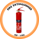 Fire Extinguisher DCP - 2.5kg