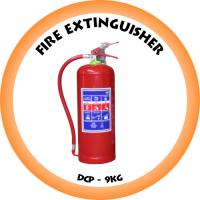 Fire Extinguisher DCP - 9kg