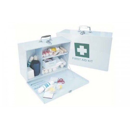 Reg 3 Factory First Aid Kit c/w Box