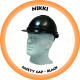 Nikki Hard Hat Industrial - Black