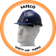 SAFECO Hard Hat - Purple