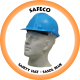 SAFECO Hard Hat - Sasol Blue