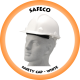 SAFECO Hard Hat - White