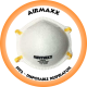 AiRMAXX FFP2 Disposable Respirator - AMX2