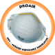 DroAir FFP1 Molded Disposable Respirator - 1010