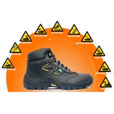 BOVA Drogue Safety Boot