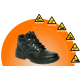 BOVA Hiker Safety Boots - Black