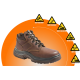 BOVA Hiker Safety Boots - Brown