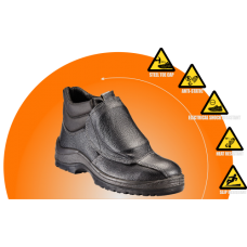 FRAMS Inyati Spartan Safety Boot