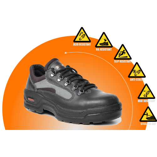 LEMAITRE Explorer Safety Shoe