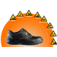 REBEL Chukka Safety Shoe (Work Shoe) - Black - RE380