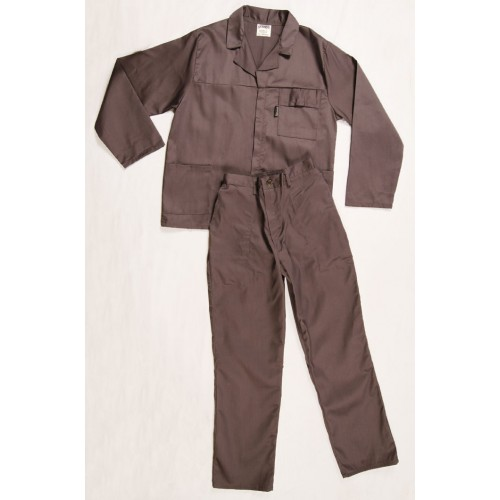 GrangePro Conti Suit 100% Cotton J54 Grey - PC0671JP